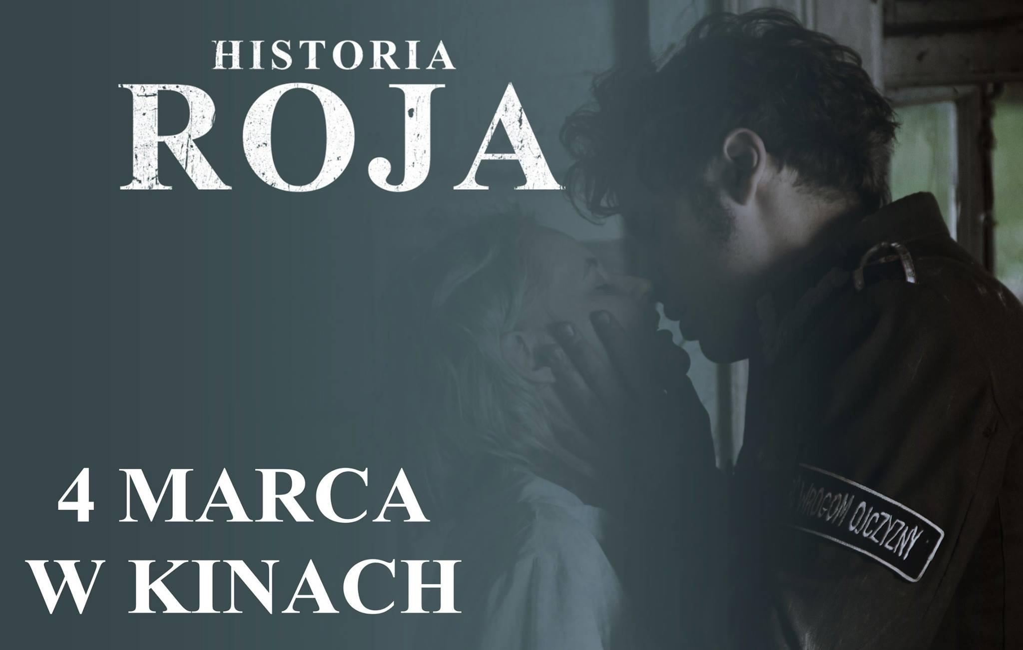 """""""Nie pytaj o Polskę"""" pojawi się w filmie """"Historia Roja""""."""